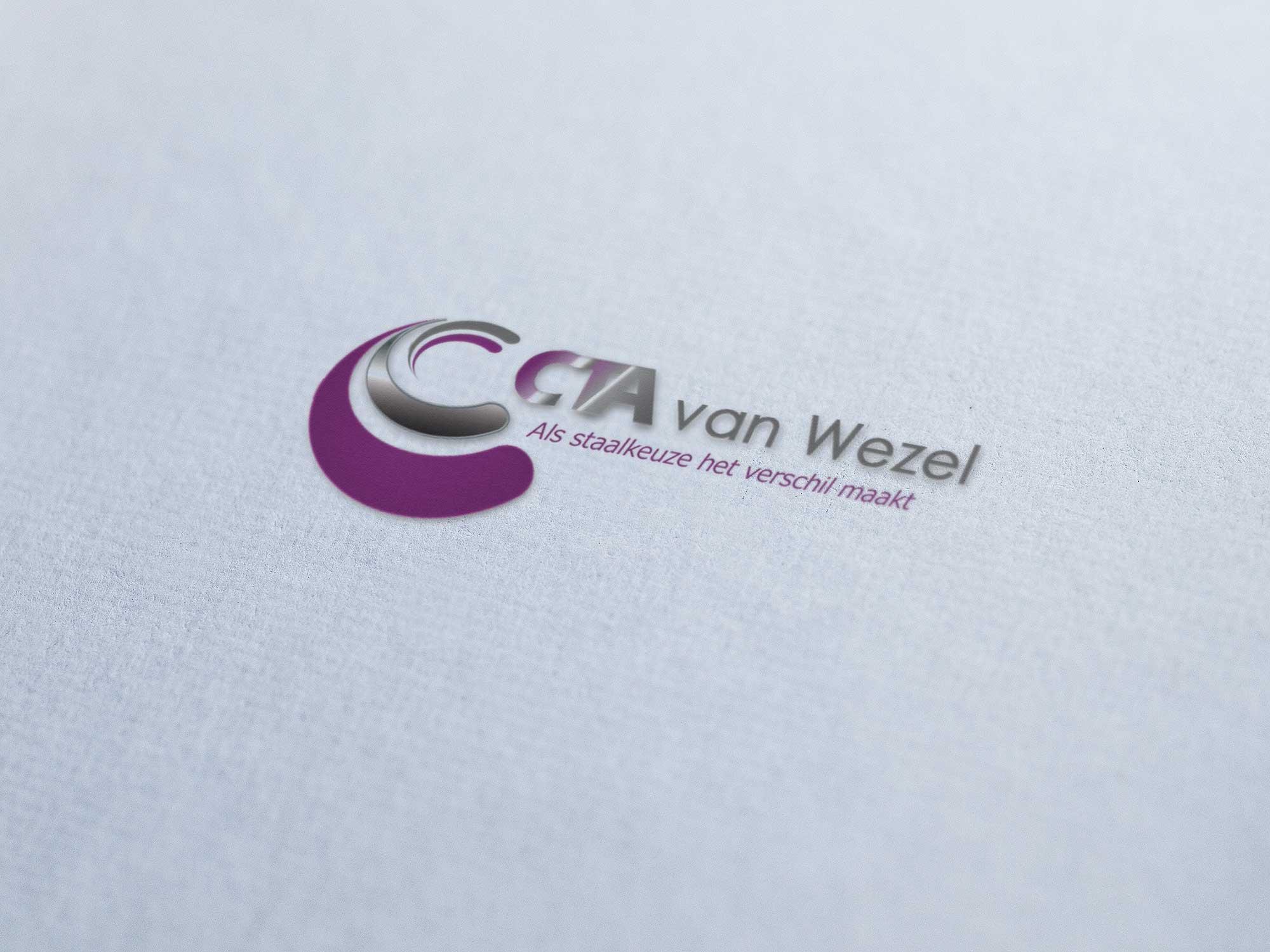 Logo CTA van Wezel Winterswijk